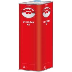 WANDA 810 Lakier Bezbarwny Clear AS 2:1 - 5L
