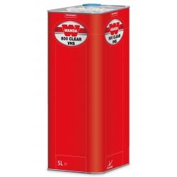 WANDA 800 Lakier Bezbarwny Clear VHS 2:1 - 5L