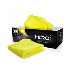K2 Hiro Pro Zestaw Ściereczek z Mikrofibry 30x30cm - 30 szt.