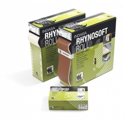 Indasa Papier na Gąbce Rhynosoft 115mm x 25m P240