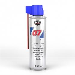 K2 Preparat Wielozadaniowy 07 Spray - 250ml