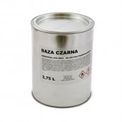 TROTON LAKIER BAZOWY CZARNY - 3,75L