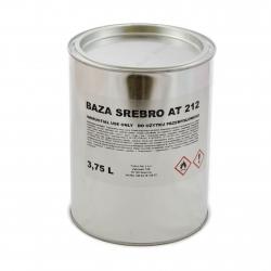 TROTON LAKIER BAZOWY SREBRNY AT212 - 3,75L